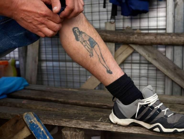 Tatuajes Cárcel